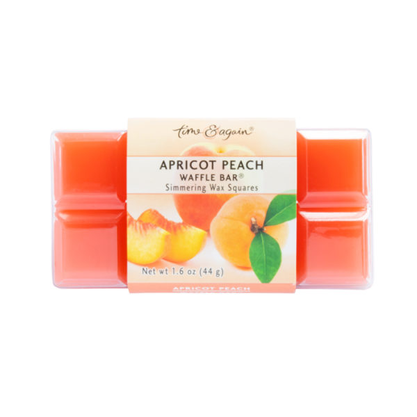 Waffle Bar Apricot Peach
