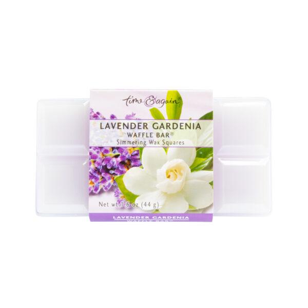 Waffle Bar Lavender Gardenia
