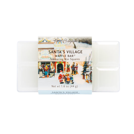 Waffle Bar Santa's Village
