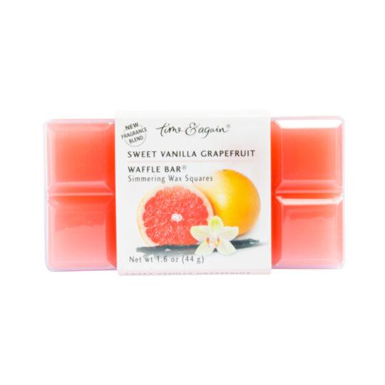 Waffle Bar Sweet Vanilla Grapefruit